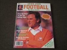 1986 GARY AUSTIN'S PRO FOOTBALL PREVIEW MAGAZINE - DON SHULA - CW 863