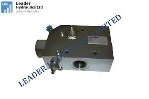 Bosch Rexroth Compact Hydraulics / Oil Control R930004385 / A VRFC3C VEI VS
