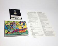 Auf Wiedersehen Monty (Gremlin, 1987) - Amstrad CPC 6128 Disk Disquette