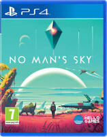 No Man's Sky PS4 Excellent - 1st Class Delivery