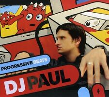 DJ PAUL - PROGRESSIVE BEATS  CD NEU