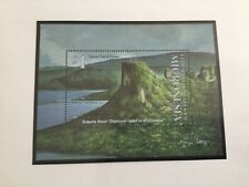 Bloc timbre 1 dollar Micronésie
