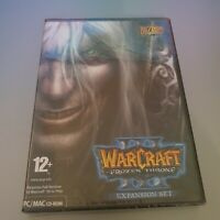 WarCraft III: The Frozen Throne (Expansion Pack) (PC: Mac, 2003)