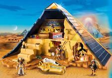Playmobil #5386 Pharaoh's Pyramid - New Factory Sealed