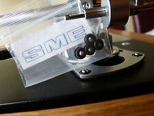 SME 3009 3012 SERIES 1/2/3 RUBBER BASEPLATE GROMMETS ORIGINAL SME BRAND NEW