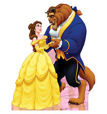 BEAUTY & THE BEAST - LIFE SIZE STANDUP/CUTOUT - BRAND NEW DISNEY BELLE 785
