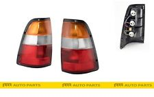 FOR HOLDEN RODEO TF UTE 97-03 TAIL LIGHT AMBER TOP -  PAIR (LH + RH)