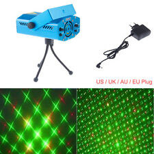 New Mini LED R&G Stage Laser Projector Lighting DJ Disco For Party Club Xmas TSM