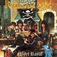 RUNNING WILD - PORT ROYAL (REMASTERED)   VINYL LP NEW+