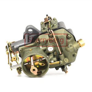 Autolite 1100 Carburetor for 1963 1964 FORD Trucks manual Choke 223&262
