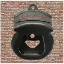 Chevy Vintage Style Wall Mount Bottle Opener