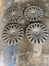 VW Radkappen - Radzierblenden - Teile Nr. 3CO 601147 B - 4x16 Zoll (gebraucht.)