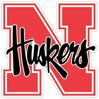 Nebraska Huskers Cornhuskers Vinyl Sticker Decal *SIZES*