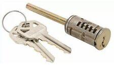 New Kwikset Deadbolt Cylinder Satin Brass Smart Key 83373
