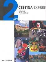 Cestina Expres/Czech Express 2 - Pack by Hola, Lida|Borilova, Pavla (Mixed media