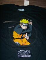 Shonen Jump NARUTO Shippuden Anime T-Shirt XL NEW w/ TAG