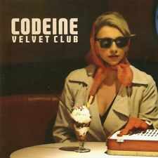 Codeine Velvet Club - Codeine Velvet Club (CD 2009) Enhanced; Fratellis
