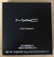 M·A·C MAC Eyeshadow Times Nine Palette Choose Color Discontinued Brand New