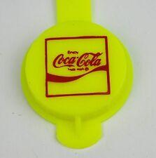 Coca-cola Bottle Cap botellas tapa cierre tapita sustituto usa 1970 amarillo