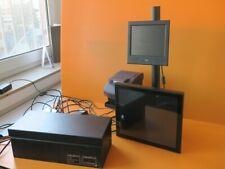 Kassensystem Ladenkasse Pos-Terminal Tauchmonitor Kundenmonitor Kassenlade#30800