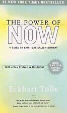 The Power of Now: A Guide to Spiritual Enlightenment English Book New Paperback