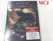 """BRAND NEW"" Batman Begins (Limited Edition Gift Set) (DVD)"