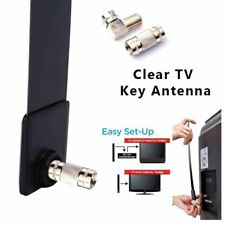 Clear TV Key HDTV FREE TV Digital Indoor Antenna Ditch Cable As Seen on TV US