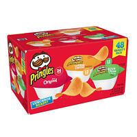 Pringles Snack Stacks Variety Pack (48pk)