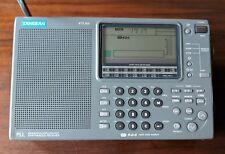 Upgraded Sangean ATS-909 aka RadioShack DX-398 FM/LW/MW/SW/SSB RDS Radio