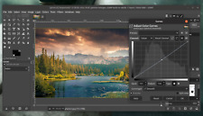 Professional Photo Editing Software New GIMP Editor For WIndows 10 8 7 & Mac