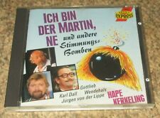 Ich bin der Martin, ne - Ariola Express / Kerkeling, Dall, Wendehals uvm.