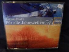 Vivaldi - Für Alle Jahreszeiten  -I Musici / Academy... the Fields / Brown