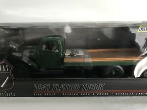 Highway 61 50065 Chevy Flatbed 1941 1/16 Mint & Boxed Rare