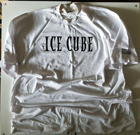ICE CUBE - LAUGH NOW CRY LATER PROMO T SHIRT XXXL WHITE VINTAGE 2006 HIP HOP TEE