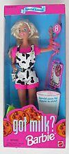 GOT MILK? BARBIE Doll Special Edition #15121 Mattel 1995 NRFB