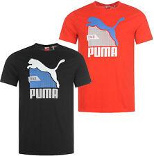 PUMA Herren-T-Shirts mit Motiv