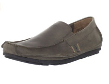 Fossil Franco Driver Leather Grey, Black, Brown Mens Shoes size 7-13