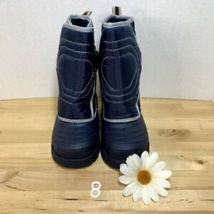 Stride Rite Thermolite Flurry Snow Boots Size 8