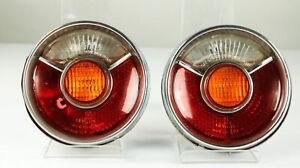 BMW 2002 Oldtimer Rücklichter Original tii E10 Paar links rechts Blinker Vintage