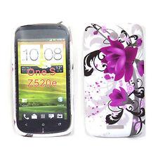 HTC One S Soft Gel Case - Flower 2