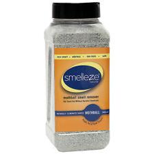 SMELLEZE Eco Moth Ball Odor Remover Deodorizer: 2 lb. Gran. Rid Mothball Smell