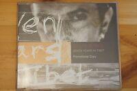 David Bowie 7 Years in Tibet Promo 2 Track CD Single RCA BMG  Jewel Case