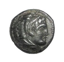 Ancient Greek, Macedonia, Alexander III. 336 BC. Herakles, Bow Case and Club