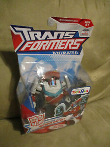 TRANSFORMERS ANIMATED Deluxe Autobot Ratchet Sealed  - Free Shipping!