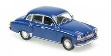 Minichamps 1:43 940015900 1958 Wartburg 311, blau - NEU!