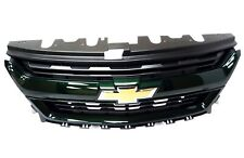 23321737 Front Grille Emerald Green Metallic Assy. 2015-2017 Chevrolet Colorado