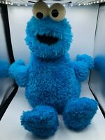 Large Gund Cookie Monster Sesame Street Plush Kids Soft Stuffed Toy Animal Doll