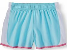 Light Aqua and pink  Kid's Girl's Shorts - Size 14-16
