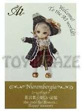 JUN PLANNING AI BALL JOINTED DOLL NIEREMBERGIA A-717 FASHION PULLIP GROOVE INC