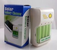 1W Solar Battery Charger + USB Charger for 5#7# dry cell for 1-4pcs AA/AAA Power